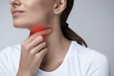 Tonsillite, mal di gola, calcoli tonsillari